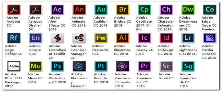 adobe suite cc 2018 free download